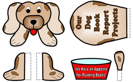 Middle School Book Report Format